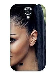 Slim Fit Tpu Protector Shock Absorbent Bumper Nicole Scherzinger Case For Galaxy S4