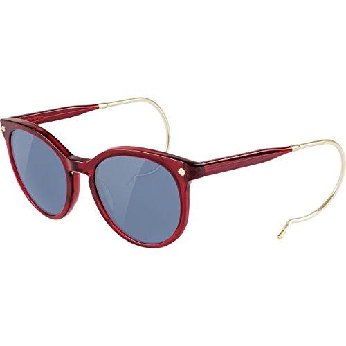 Polar Vuarnet Sunglasses Polarized Bordeaux Blue Vl 1511 One Size SSaqXBv