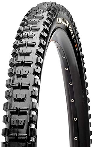 Maxxis Minion DHRII 3C Exo Tubeless Ready Folding Tire, 26x2.30inch