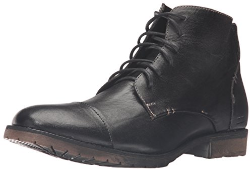 Image of Bed|Stu Men's Dreck Chukka Boot, Black Rustic, 9.5 US/9.5 M US