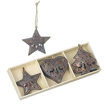 heaven sends christmas decorations rustic assortment
