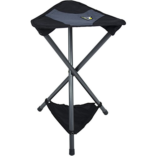 GCI Outdoor PackSeat Portable Tripod Camping and Sports Stool - Portable Folding Stool