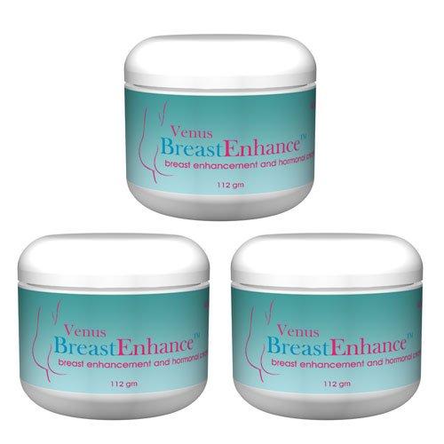 Venus du sein Améliorer Natural Breast Enlargement Cream 3 pots de 3-4 mois alimentation