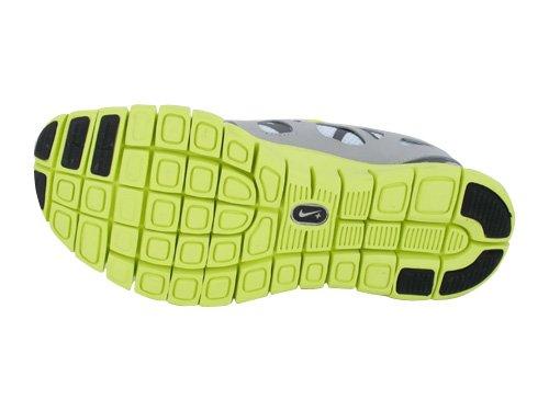 Nike Zapatillas W Free Run +2 EXT Gris/Amarillo EU 36.5 (US 6)
