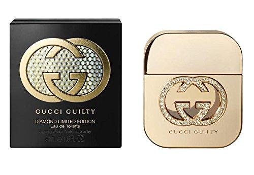 Gûcci Guilty Diamond Limited Edition Eau De Toilette Spray For Women 1.6 FL. OZ./50 ml