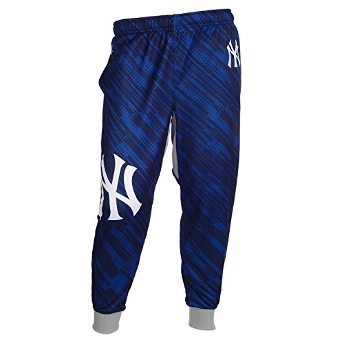 FOCO New York Yankees Polyester Mens Jogger Pant Medium by FOCO