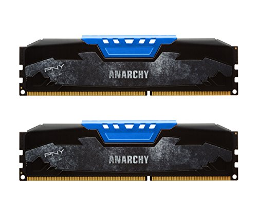 pny-anarchy-16gb-kit-2x8gb-ddr3-1866mhz-pc3-14900-cl10-desktop-memory-blue-md16gk2d3186610ab