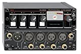 RDL RU-MX4L Professional 4 Channel Line Level Mixer - Microphone and line Output