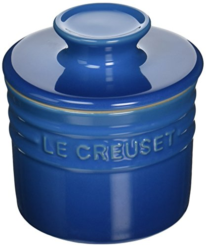 (Le Creuset Stoneware Butter Crock, 6-Ounce,)