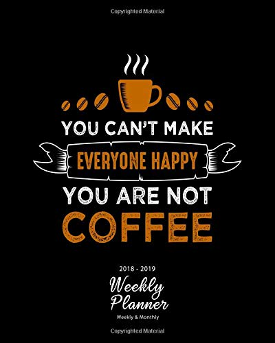 weekly planner coffee inspirational quotes weekly daily