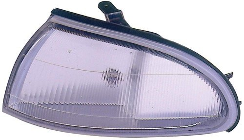 Go-Parts ª OE Replacement for 1993-1997 Geo Prizm Parking Light Assembly/Lens Cover - Left (Driver) Side 94852394 GM2520127