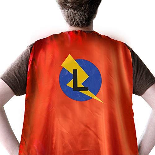 Super Hero Capes for Men, Adult Superhero Capes