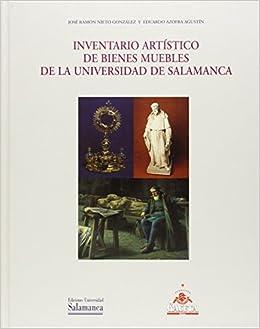 Inventario artístico de bienes muebles de la Universidad de ...