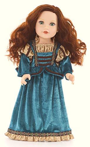 (Little Adventures Scottish Princess Matching Doll)