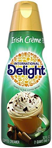 UPC 041271024883, International Delight Irish Creme Coffee Creamer, Quart, 32 oz