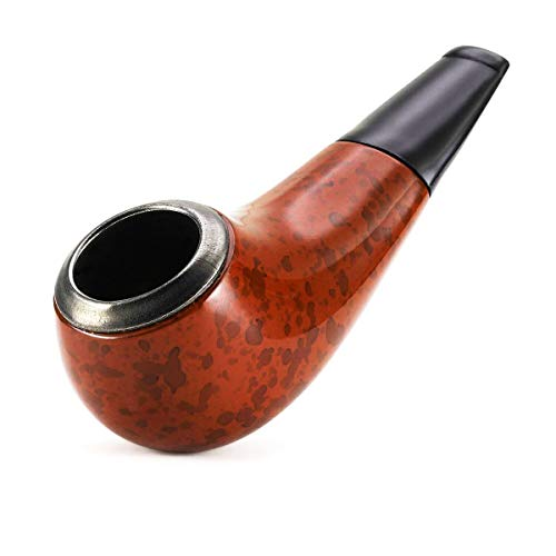 ScotteTM Shiny Tobacco Pipe
