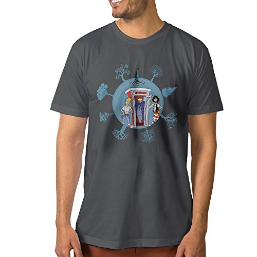 Hunger Games Dance Costumes (PTCYM Bill & Ted Excellent Adventure Film Custom Men's T-shirt XXL DeepHeather)