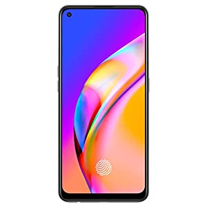 OPPO F19 Pro+ 5G (Fluid Black, 8GB RAM, 128GB Storage) with No Cost EMI/Additional Exchange Offers