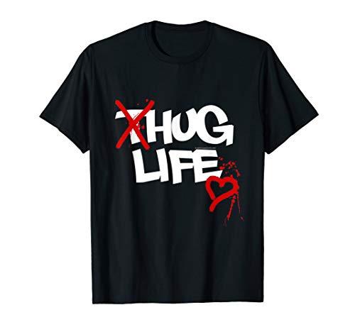 CuteComfy No Thug Life, Hug Life Shirt