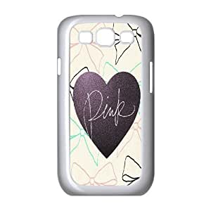 Love Pink Unique Design Cover Case for Samsung Galaxy S3 I9300,custom case cover ygtg568224