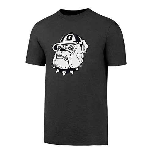 NCAA Georgetown Hoyas Men's Alt OTS Rival Tee, Charcoal, X-Large (Ncaa Basketball Hoyas Georgetown)