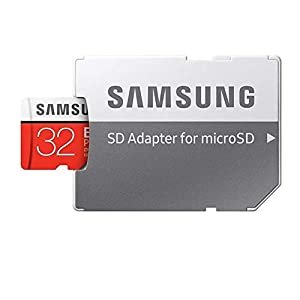 Samsung 32GB EVO Plus Class 10 Micro SDHC with Adapter (MB-MC32GA/AM) (Tamaño: 32GB)