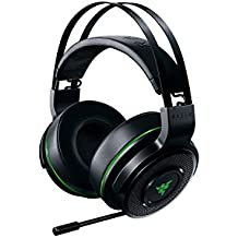 Razer Thresher For Xbox One: Windows Sonic Surround - Lag-Free Wireless Connection - Retractable Digital Microphone - Gaming Headset Works with PC & Xbox One