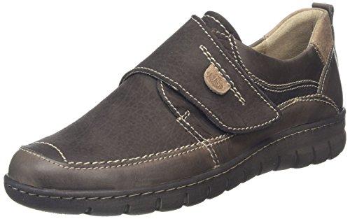 Josef Seibel WoMen Stefffi Son 03 Low-Top Sneakers Brown (Moro/Nut 946870)