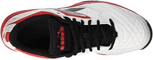 Multicolore Ag nero grigio 2 Per Tennis Scarpa S E Ghiacciaio Donna Uomo C1819 Da Diadora challenge w7RxPOY