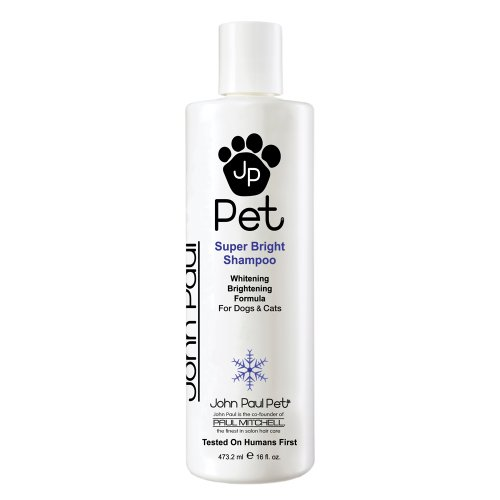 Dog Pet Shampoo (John Paul Pet Super Bright Shampoo 16)