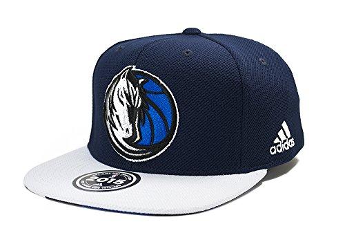 Dallas Mavericks Adidas 2015 NBA Draft Day Authentic Snap Back Hat (Basketball Shoe Mavericks Nba)
