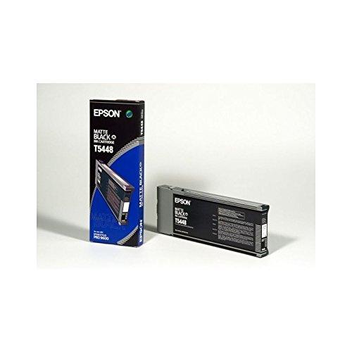 Epson T544800 220ml Ultra Chrome Ink Cartridge (Matte Black) ()