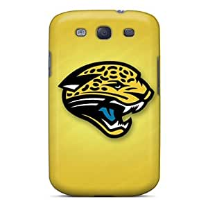 Defender Case With Nice Appearance (jacksonville Jaguars) For Galaxy S3