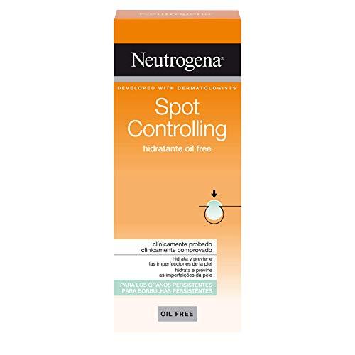 Neutrogena Spot Controlling Acne Crema Hidratante Oil Free - 5
