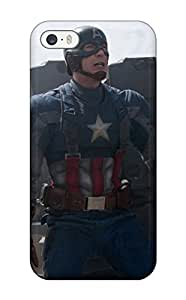 New Fashionable Jill Kogan NDlVygA6242NTSts Cover Case Specially Made For ipod touch5(captain America: The Winter Soldier Desktop )