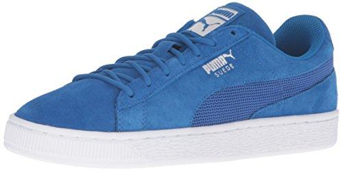 Puma Mens Mocka Klassiskt Mesh Fs Mode Sneaker Puma Royal