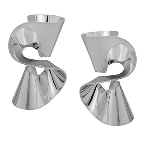 Silver Twisted Ribbon - 2