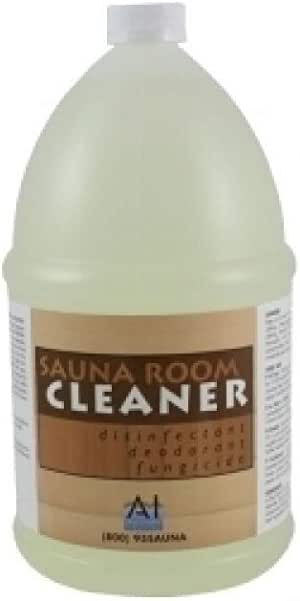 AromaMist Sauna Room/Wood Cleaner, Concentrated, 1-Gallon Container