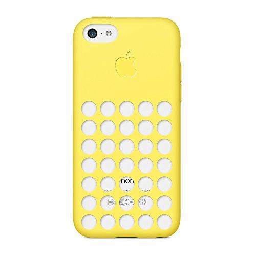 Apple MF038ZM/A iPhone 5c Case - Yellow