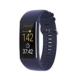Polar A370 Fitness Tracker with 24/7 Wrist Based HR