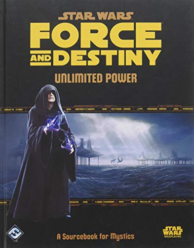 Top recommendation for star wars force and destiny rpg