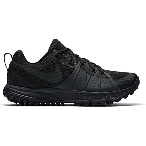 Nike Women's Air Max Zoom Wildhorse 4 Trail Running Shoe (7 M US, Black/Anthracite/Anthracite)