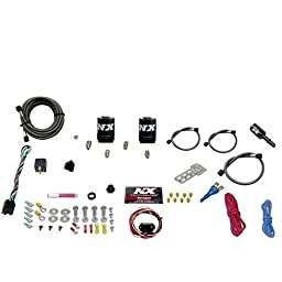 Nitrous Express 20918-00 35-150 HP Single Nozzle Fly-By-Wire System for Chrysler HEMI and SRT8