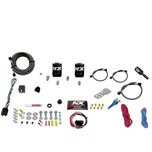 (Nitrous Express 20918-00 35-150 HP Single Nozzle Fly-By-Wire System for Chrysler HEMI and SRT8)