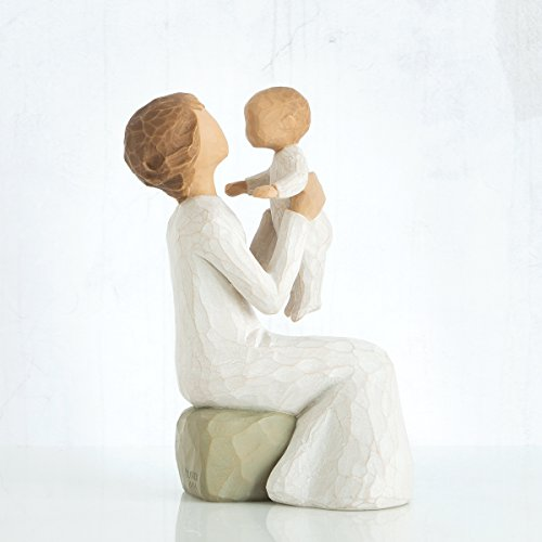 -[ Willow Tree Grandmother Figurine  ]-