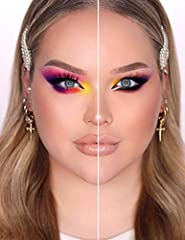 This Personal Nikkietutorials Makeup Chart / Journal Notebook is perfect for painting the face directly on paper with real make-up and or writing down all your wildest dreams and fan       Designed with 100 sheets of makeup charts &am...