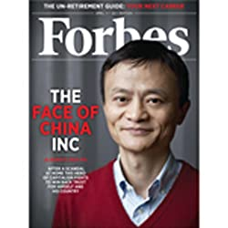 Forbes, March 28, 2011