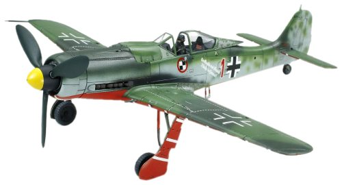 T2m Tamiya 60778 Model Aeroplane For Self-assembly Focke Wulf 190d Scale 9 1:72