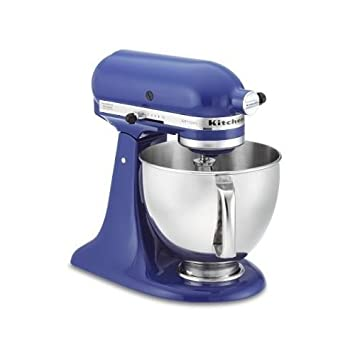 KitchenAid KSM150PS Artisan Mixer French Blue