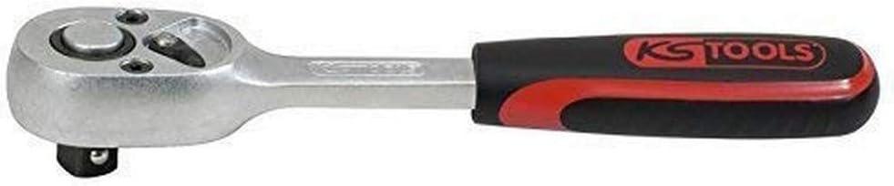KS Tools 922.1501 Ultimate 1/4 Inch Mini Ratchet 72 Teeth